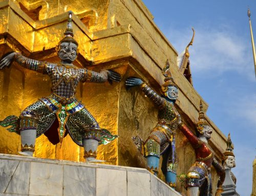 Bangkok's Golden Experiences for Kids